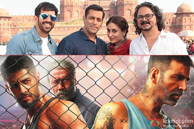 Salman Khan's 'Bajrangi Bhaijaan' To Clash With 'Brothers'?