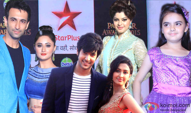 Star Parivaar Awards 2015 : Red Carpet Interview