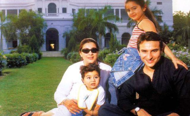 Amrita Singh And Saif Ali Khan Kids - Sara Ali Khan and Ibrahim Ali Khan