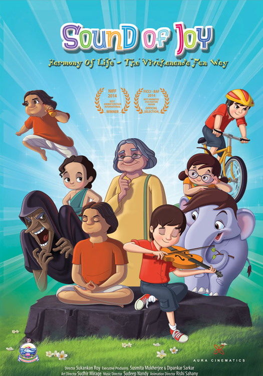 Sound Of Joy movie poster