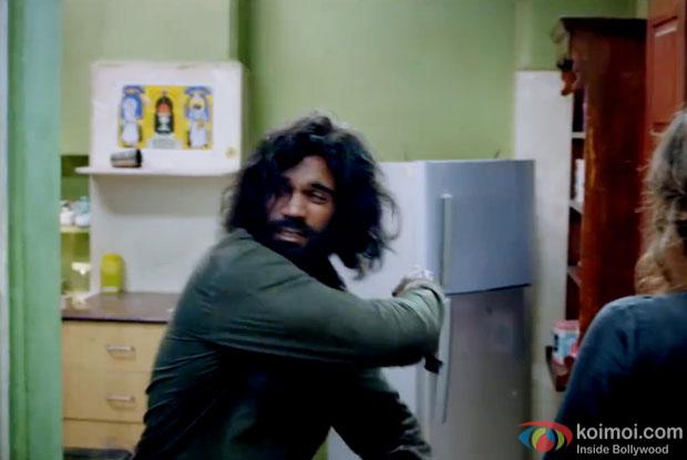 Rajkumar Rao and Vidya Balan in a still from movie 'Hamari Adhuri Kahani'