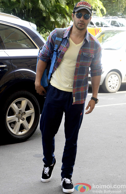 ABCD 2 Promotions: Varun Dhawan's Quick Trip To Indore