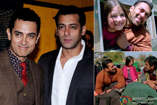 After Aamir Khan, Salman Khan Too Wants To Promote Incredible India