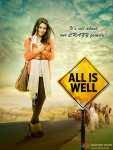 Asin in All Is Well Movie Poster