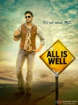 Abhishek Bachchan in All Is Well Movie Poster