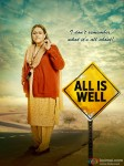 Supriya Pathak in All Is Well Movie Poster