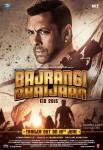 Salman Khan in a Bajrangi Bhaijaan Movie Poster 1