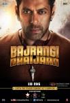 Salman Khan in a Bajrangi Bhaijaan Movie Poster 2
