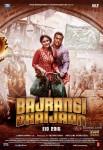 Kareena Kapoor and Salman Khan in a Bajrangi Bhaijaan Movie Poster 3