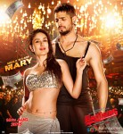 Kareena Kapoor and Sidharth Malhotra in a Brothers Movie Poster 3