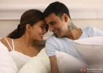 Jacqueline Fernandez and Akshay Kumar in Brothers Movie Stills Pic 2