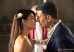 Jacqueline Fernandez and Akshay Kumar in Brothers Movie Stills Pic 3