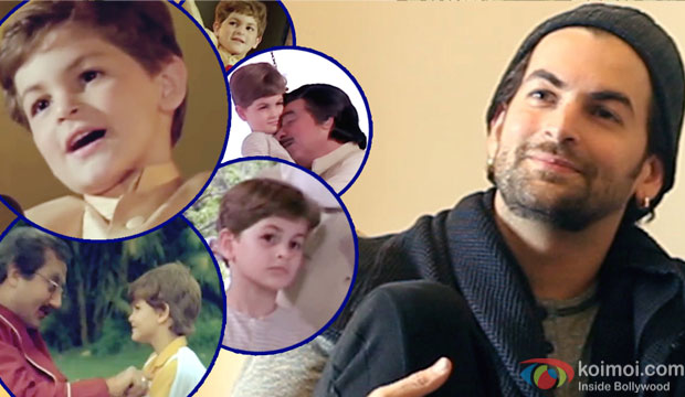Exclusive - Neil Nitin Mukesh On His Acting Debut As A Child & Much More