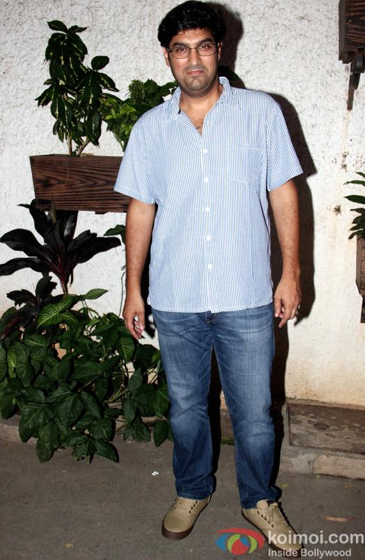 Kunal Roy Kapur during the special screening of Hamari Adhuri Kahani at Sunny Super Sound
