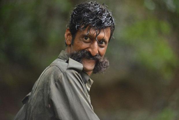 First Look : Sandip Bharadwaj In 'Killing Veerappan'