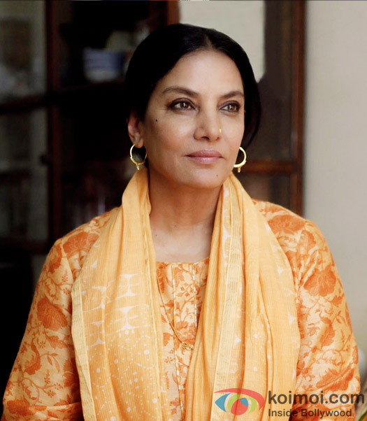 First Look: Shabana Azmi as Neerja's mother in the biopic on the daredevil Neerja Bhanot!!