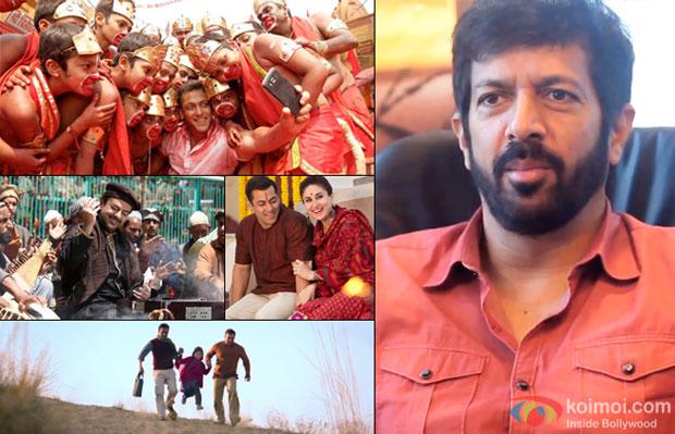 Kabir Khan : Interesting things about 'Bajrangi Bhaijaan'
