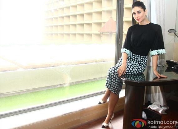 Kareena Kapoor Khan Interacts With Media For Bajrangi Bhaijaan