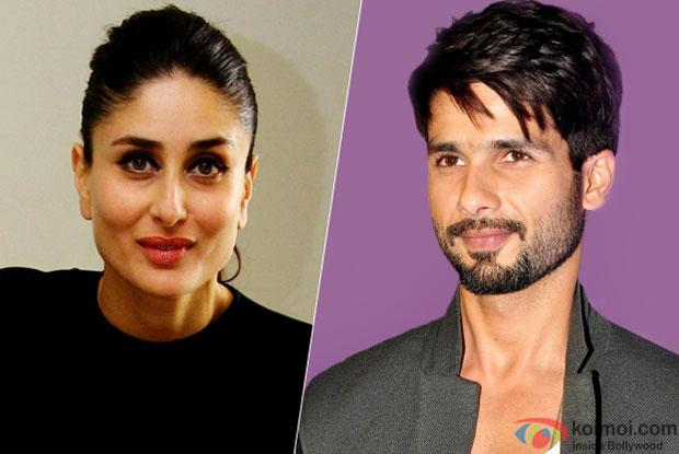 Kareena Kapoor Khan and Shahid Kapoor