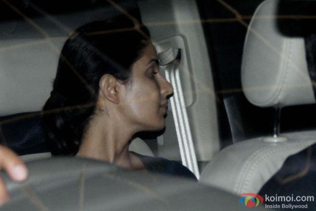 Katrina Kaif Snapped Without Make Up