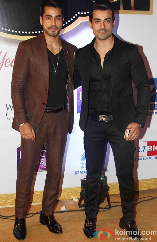 Gautam Gulati At Zee Gold Awards 2015 Red Carpet