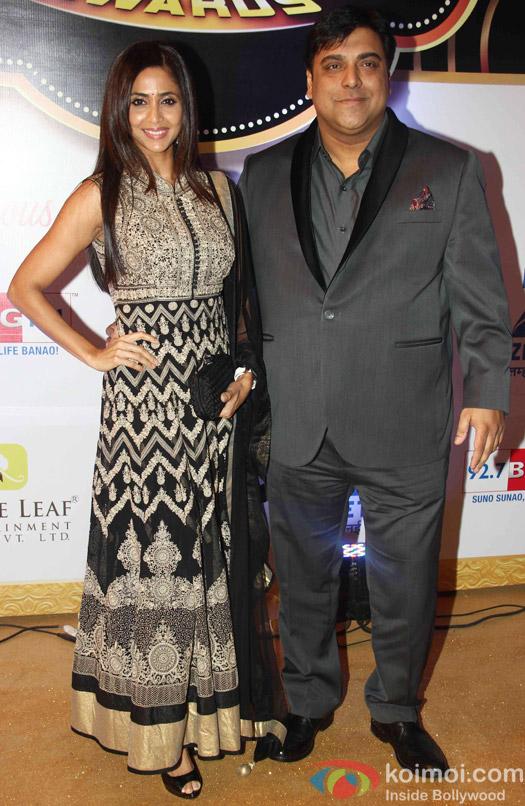 Ram Kapoor At Zee Gold Awards 2015 Red Carpet
