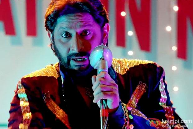 Arshad Warsi in a still from movie 'Guddu Rangeela'