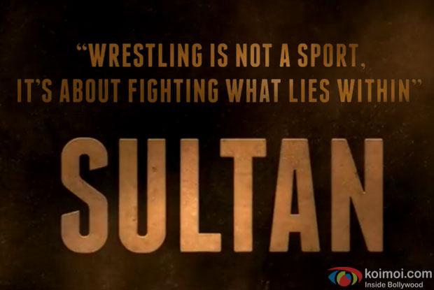 SULTAN Date Announcement | Salman Khan