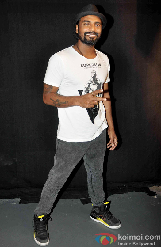 Remo D'Souza Snapped At ABCD 2 Promotions