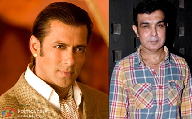 Salman Khan and Vijay Galani