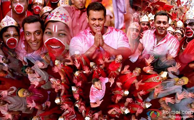 Salman Khan in a still from movie 'Bajrangi Bhaijaan'