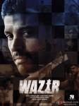 Farhan Akhtar in Wazir Movie Poster