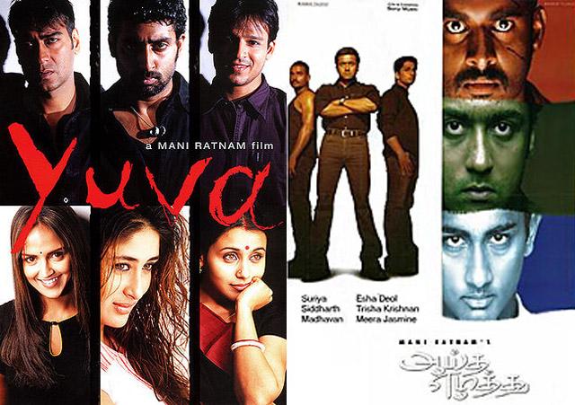Yuva – Remake – Tamil super hit film Aaytha Ezhuthu