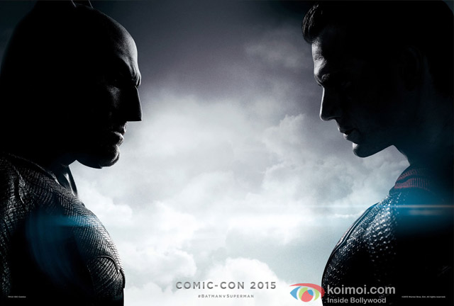 Batman v Superman: Dawn of Justice - Comic-Con Poster