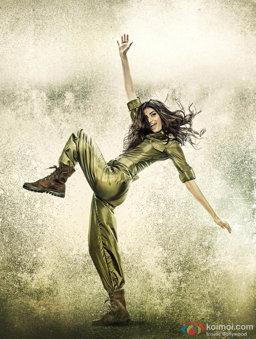 First Look Of Athiya Shetty From Movie 'Hero'