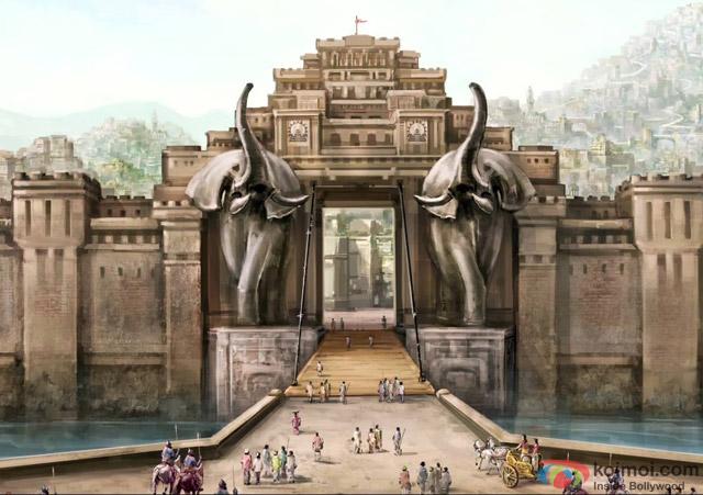 Imagination Bending VFX 'Baahubali'