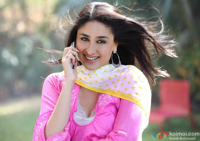 Kareena Kapoor in a still from movie 'Bodyguard'