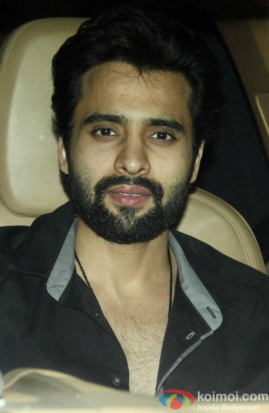 Jackky Bhagnani Snapped At Bahubali Special Screening