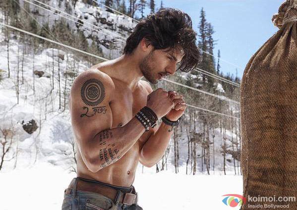 Sooraj Pancholi in a Hero Movie Stills Pic 1