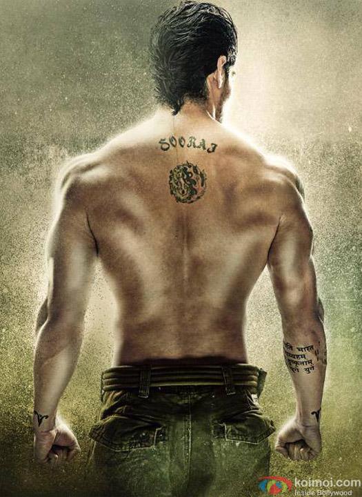 Sooraj Pancholi in a Hero Movie Stills Pic 3