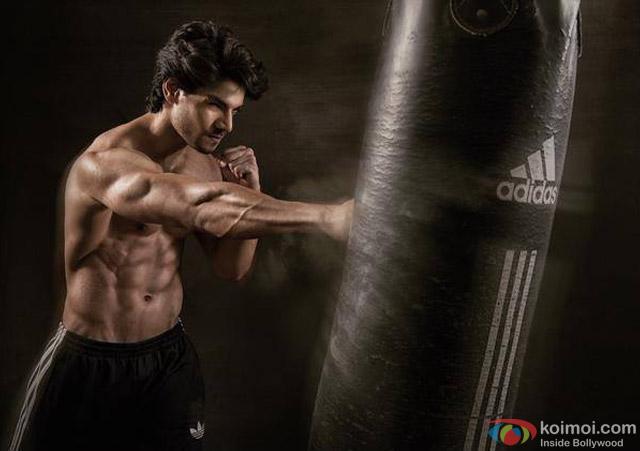 Sooraj Pancholi in a Hero Movie Stills Pic 4