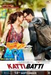 Imran Khan and Kangana Ranaut starrer Katti Batti Movie Poster 1