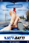 Imran Khan and Kangana Ranaut starrer Katti Batti Movie Poster 2