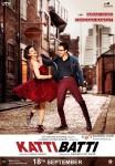 Imran Khan and Kangana Ranaut starrer Katti Batti Movie Poster 3