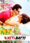 Imran Khan and Kangana Ranaut starrer Katti Batti Movie Poster 5