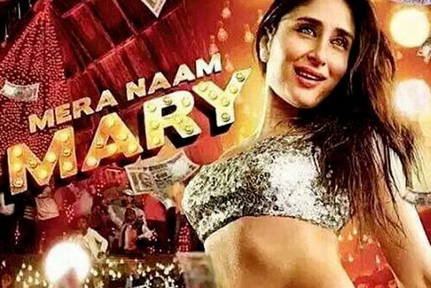 Kareena Kapoor in Mera Naam Mary Song