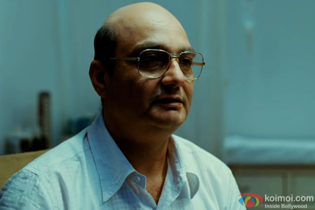 Vinay Pathak in a stiil from movie 'Gour Hari Dastaan – The Freedom File'