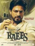 Shah Rukh Khan in Raees Movie Poster 2