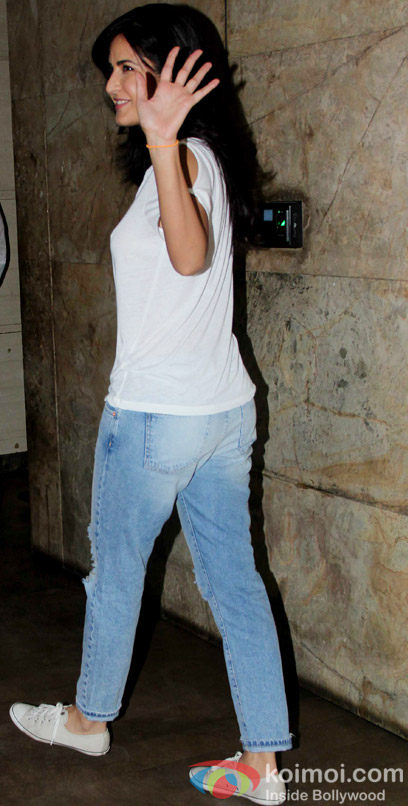 Katrina Kaif spotted at the Special screening of Inside Out