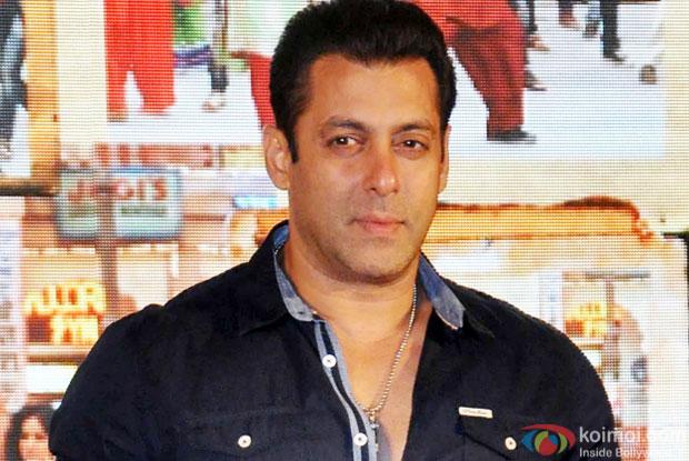 Salman Khan at an event